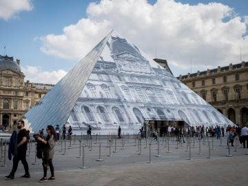 Museo del Louvre, en París