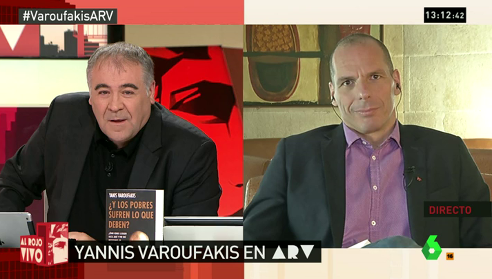 Varoufakis ARV
