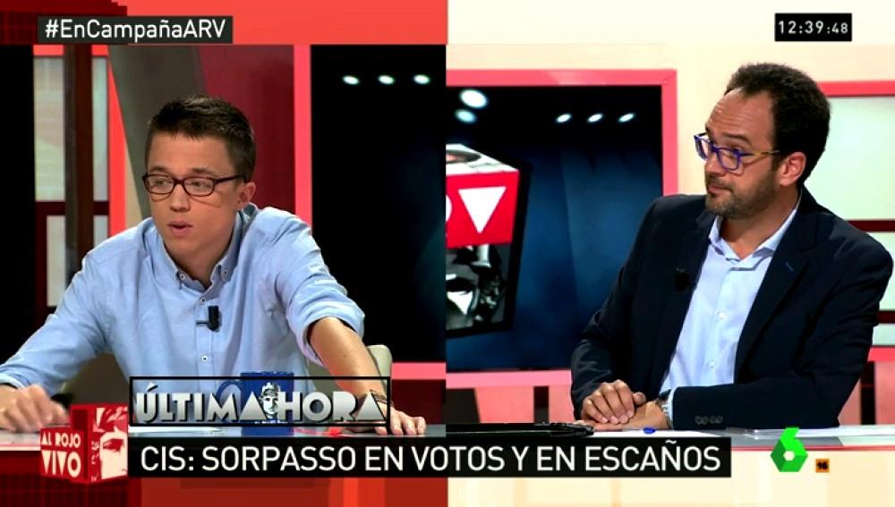 Antonio Hernando en ARV