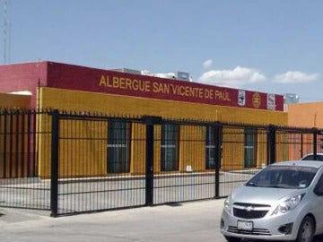 Albergue San Vicente de Paúl, en Chihuahua