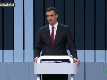 Pedro Sánchez, candidato del PSOE al Gobierno