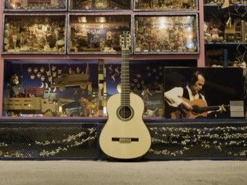 'La Maestro', la última guitarra de Paco de Lucía
