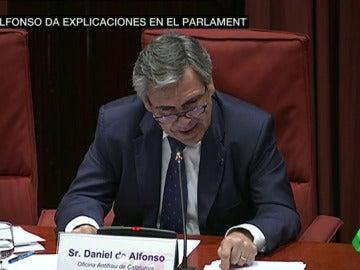 Frame 69.475103 de: DE ALFONSO EN EL PARLAMENT