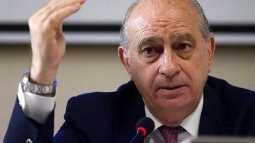 El exministro del Interior, Jorge Fernández Díaz