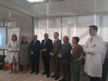 Andalucía realiza el primer trasplante de piel