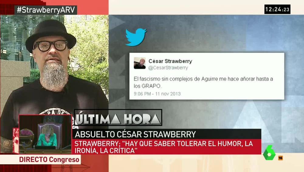 Cesar Strawberry