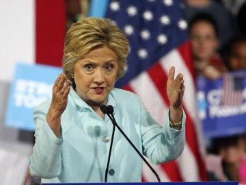 Hillary Clinton en una imagen de archivo
