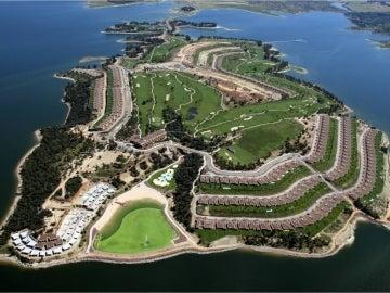 Complejo turístico Isla Valdecañas