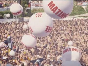 Fiesta del agua del 'Circuit Festival'
