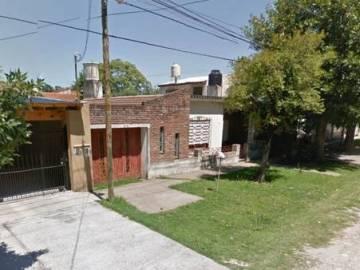 La casa en la que un hombre agredió a su mujer y su hija en Argentina