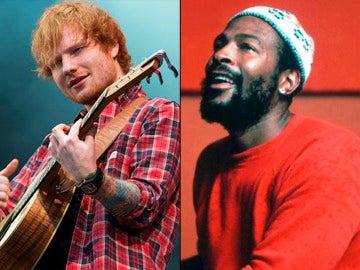 Ed Sheeran y Marvin Gaye