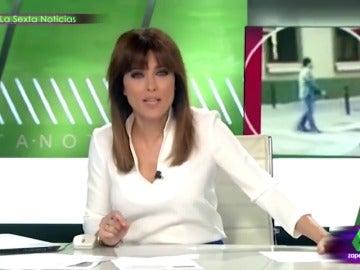 Frame 1.522938 de: 'El atraco de Helena Resano', tercer finalista a los premios Zapeando