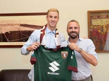 Hart, nuevo portero del Torino
