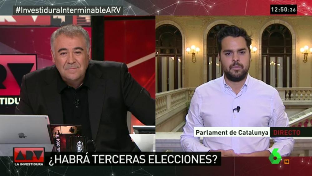 """Fernando de Páramo: """"En la Ejecutiva del lunes decidiremos si sigue vigente el acuerdo con el PP"""""""