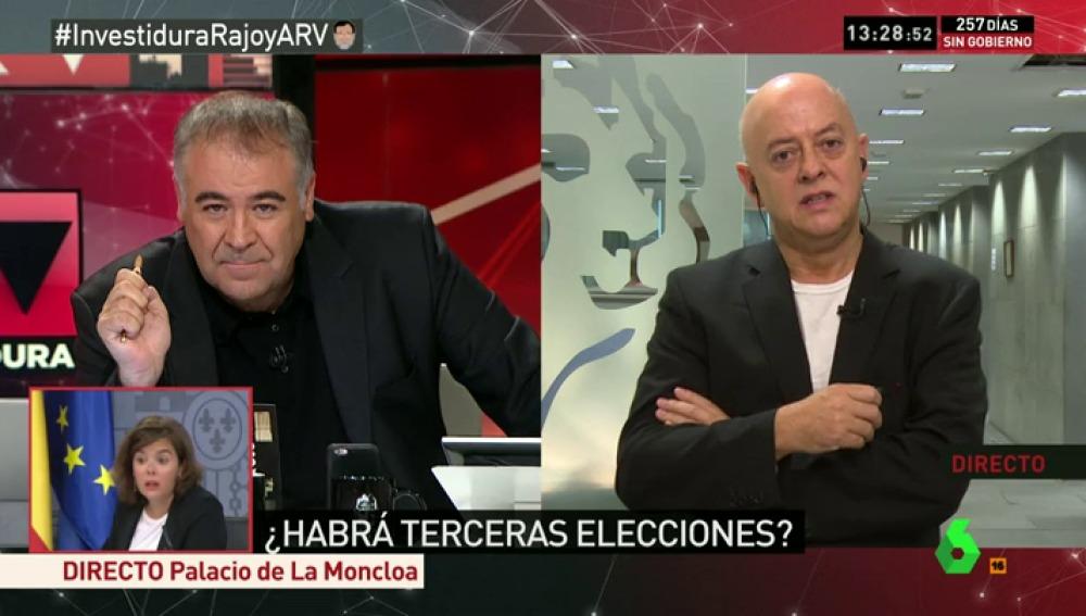 """Odón Elorza admite que """"no se acaba el mundo si el Comité Federal"""" decide una abstención técnica"""