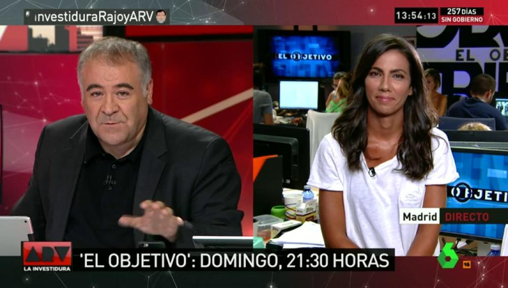 """Ana Pastor: """"Arrancamos temporada con el Objetivo Extra como novedad, contenido interactivo con datos políticos"""""""