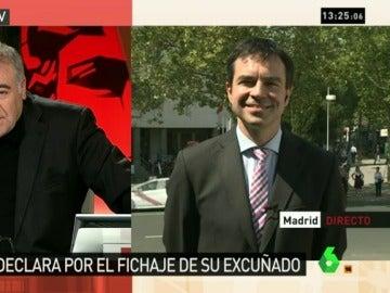 """Andrés Herzog: """"Bankia, Rato, preferentes... todo está relacionado, es una masiva estafa, un crimen organizado"""""""