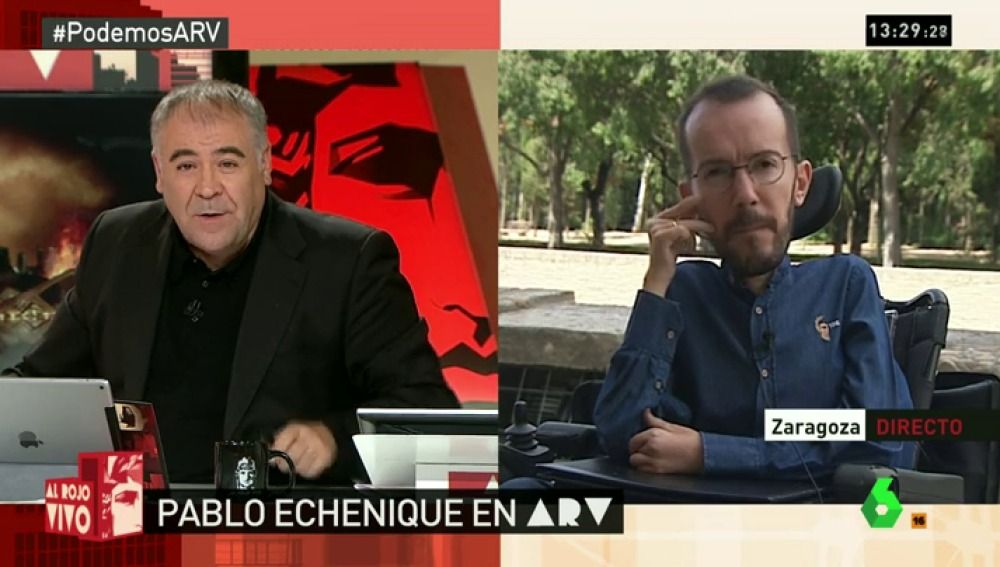 """Pablo Echenique: """"Barberá, Matas, Bárcenas, Acuamed... tras la ola de calor llega la ola de corrupción del PP"""""""