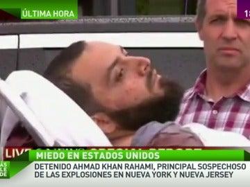 Ahmad Khan Rahami, sospechoso de las explosiones en Nueva York y Nueva Jersey