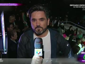 El reportero Jose Antonio Masegosa