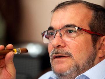 Timochenko, líder de las FARC
