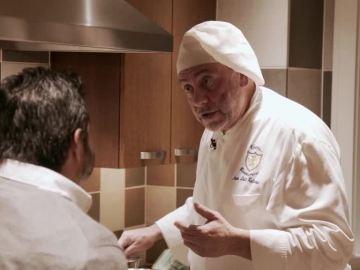 Jalis de la Serna entrevista al chef de cocina José Luis Relinque