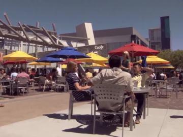 Cafeterías de Google