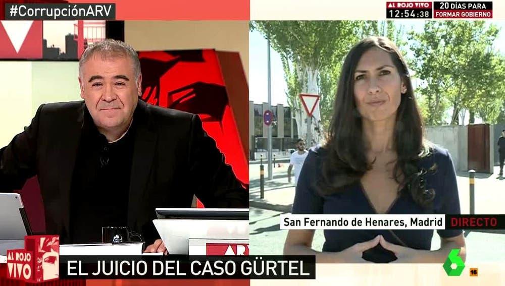 Marisa Gallero en ARV