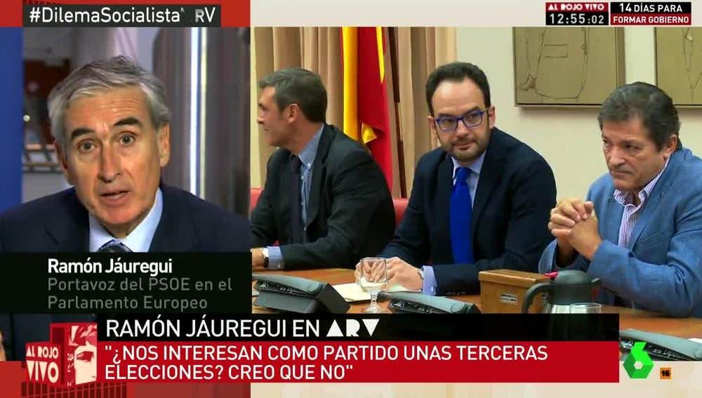 Ramón Jáuregui en ARV