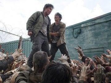 Muertes de 'The Walking Dead'