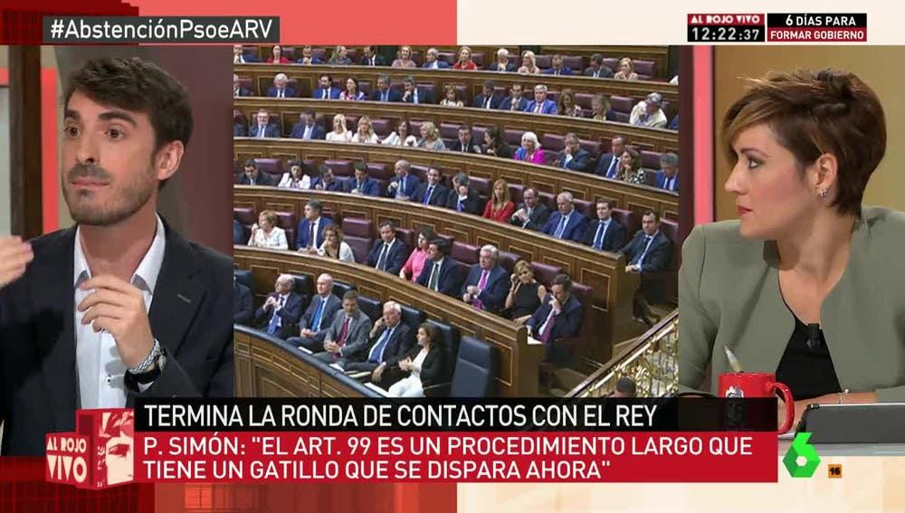 Pablo Simón en ARV