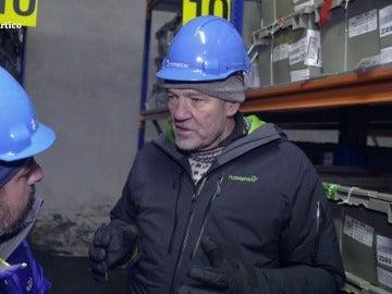"""Asmund Asdal, coordinador de la bóveda: """"Almacenamos hasta 4,5 millones de muestras de semillas diferentes"""""""