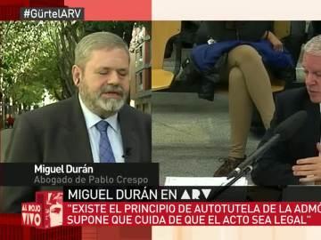 Miguel Duran
