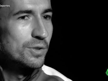 """Frame 0.694517 de: Gabi:""""No quería ser futbolista, quería ser futbolista del Atlético de Madrid"""""""