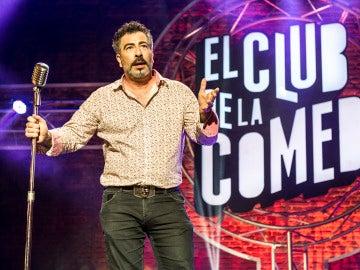 Agustín Jiménez en El Club de la Comedia