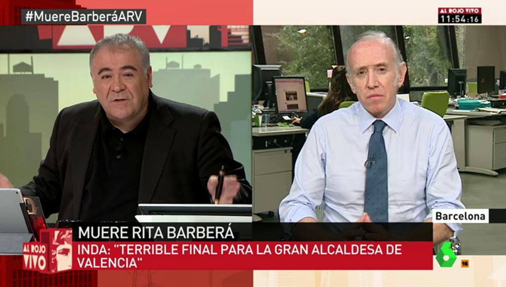 """Frame 10.336749 de: Eduardo Inda: """"No ir al minuto de silencio retrata a Podemos, es inhumano y desalmado"""""""