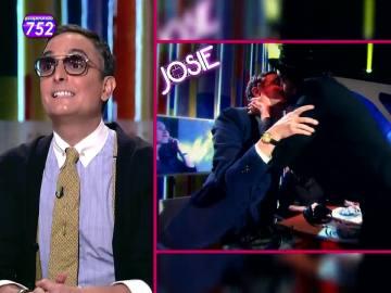 Josie comenta el beso de Frank Blanco