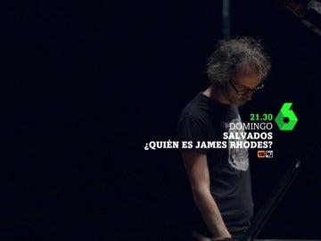 """Frame 10.370446 de: """"¿Qué consecuencias tuvo para ti que te violara tu profesor de gimnasia?"""", este domingo: James Rhodes"""