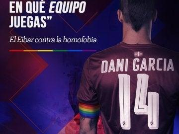 El Eibar contra la homofobia