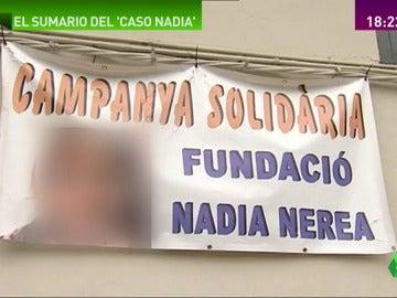 Frame 100.356011 de: El padre de Nadia planeaba crear su propia lotería de Navidad para seguir sacando dinero a los donantes solidarios