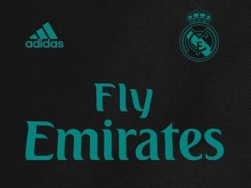 ¿Posible segunda equipación del Real Madrid para la próxima temporada?