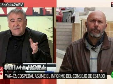 """Frame 139.032061 de: Ricardo Sixto: """"Los jubilados no son los que tienen que pagar una mala gestión de la política farmacéutica"""""""