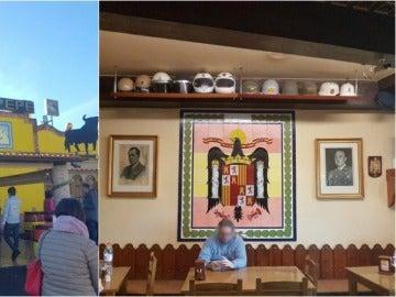 El bar de carretera Casa Pepe