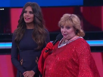 La Españolaza y Cristina Pedroche en TSQS