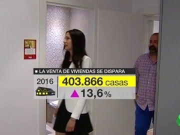 Frame 1.47362 de: Ocho de cada diez viviendas vendidas son de segunda mano