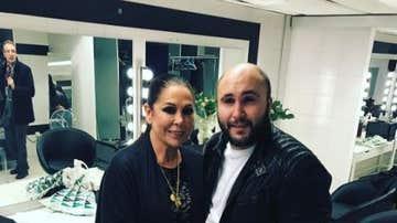 Isabel Pantoja y su hijo Kiko Rivera