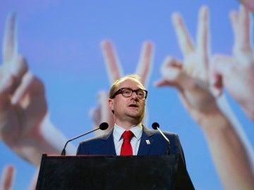El ministro belga, Ben Weyts