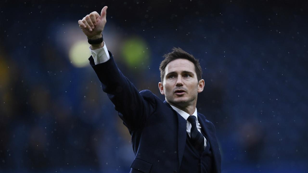 Lampard, homenajeado en Stamford Bridge