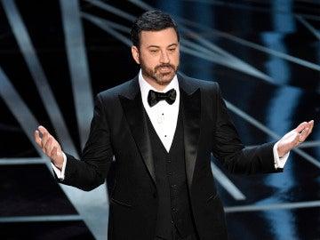 Jimmy Kimmel, presentador de los Oscar