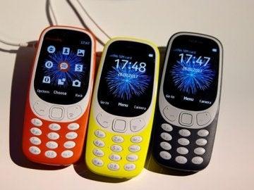 Imagen del nuevo Nokia 3310